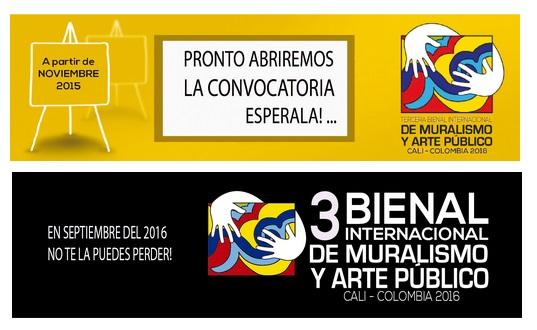 2016 Biennal Cali Colombia