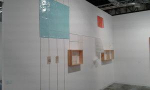 Bernardo Ortiz art at Art Basel Miami