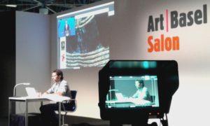 Bernardo Ortiz at Art Basel Miami