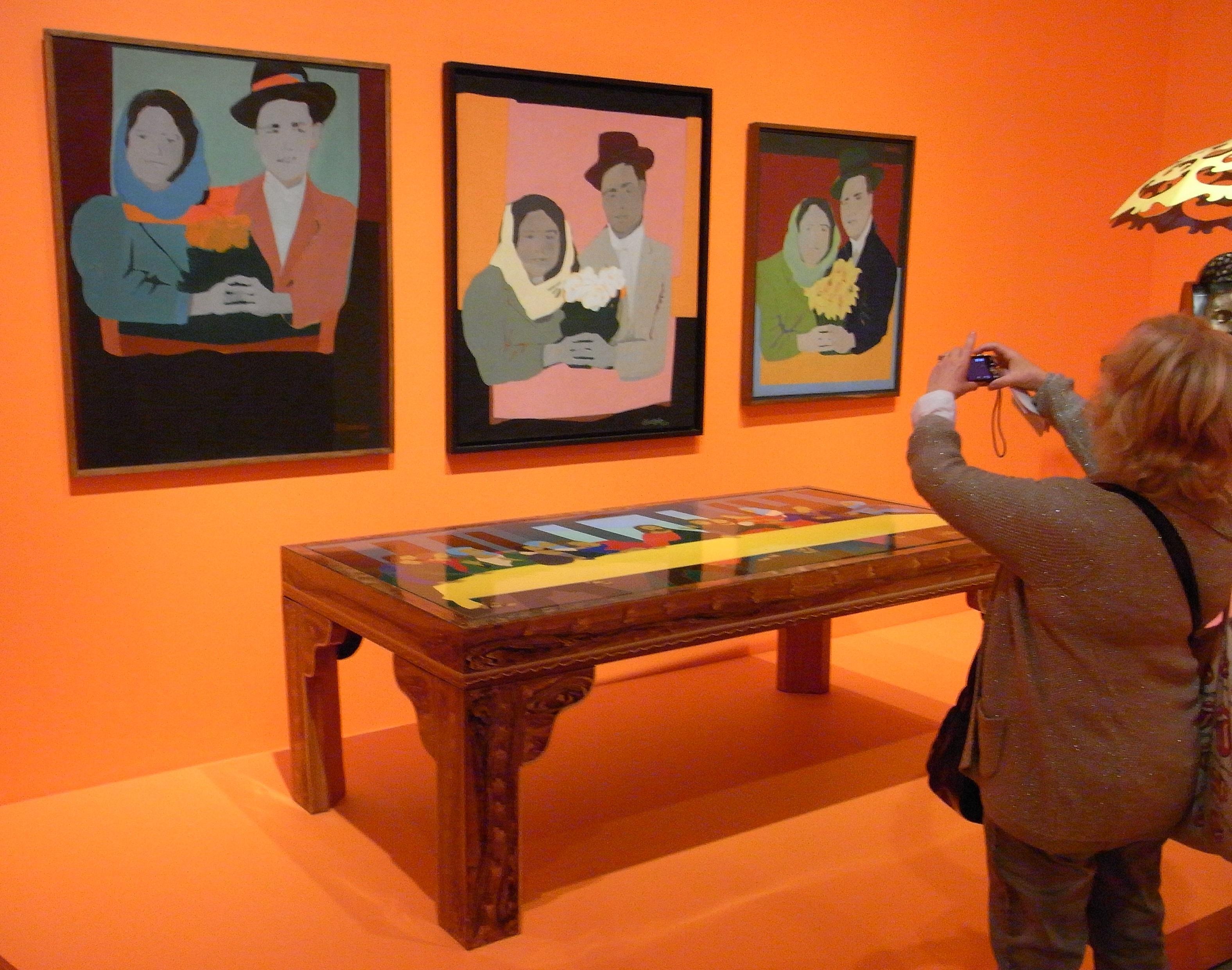 Muebles Pop Art Bogota - Beatriz Gonz Lez The World Goes Pop Tate Modern London [mjhdah]https://amuse-images.vice.com/wp_upload/2016/11/4-Beatriz-Gonzalez_NacienFlorencia-1974_Courtesy-of-the-artist-Casas-Riegner.jpg